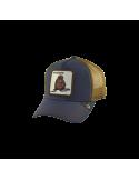 Gorra Goorin Sea Dog Navy Animal Farm Trucker Hat