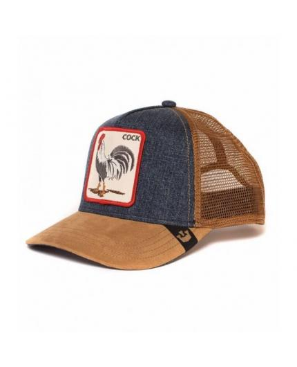 Gorra Goorin Bros Gallo Denim Big Strut CML