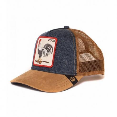 Gorra Goorin Black Bear Animal Farm Trucker Hat