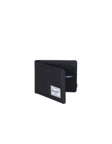 Herschel Roy wallet Black