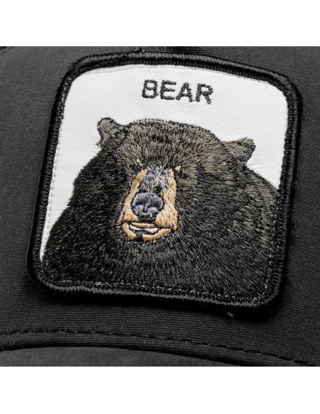 Goorin Bros Black Bear Animal Farm Trucker Hat