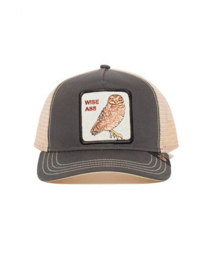 Goorin Bros Big ass Grey Animal Farm Trucker Hat