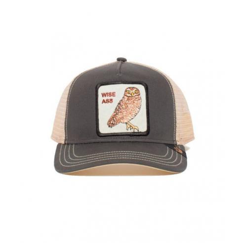 Gorra Goorin Big ass Grey Animal Farm Trucker Hat