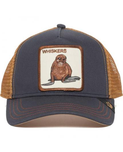 Gorra Goorin Bros Sea Dog Navy Animal Farm Trucker Hat