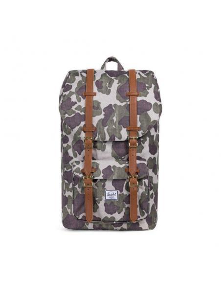 Mochila Herschel Little America 25L Backpack Frog Camo