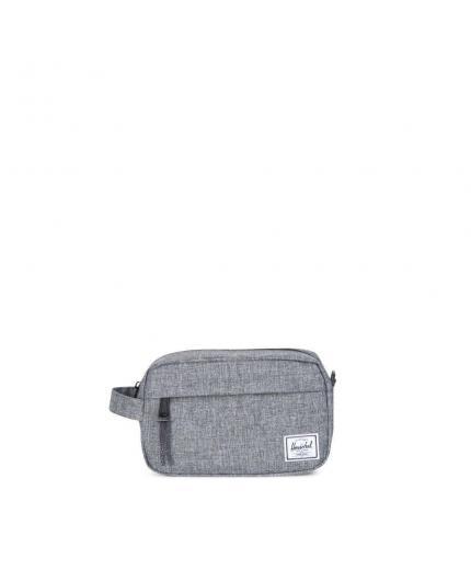 Herschel Chapter Travel Kit Carry On Raven Crosshatch 3L
