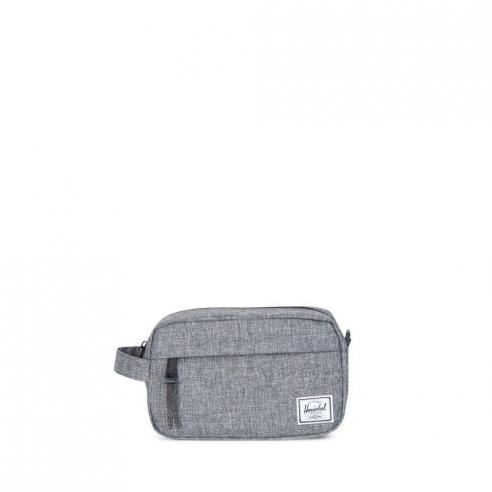 Herschel Chapter Travel Kit Carry On Raven Crosshatch 3L