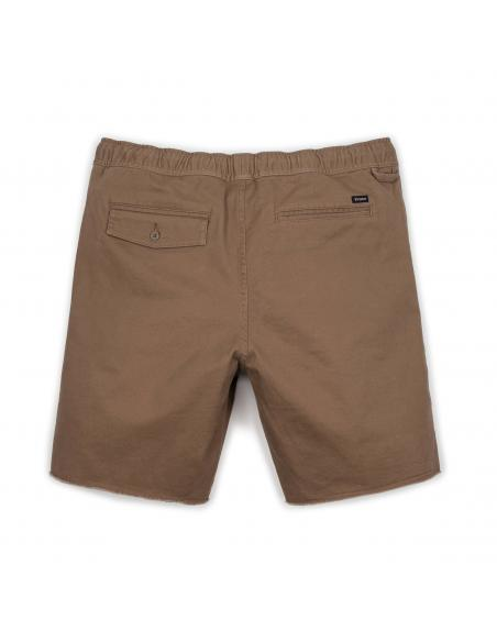 Brixton Madrid dusty blue short