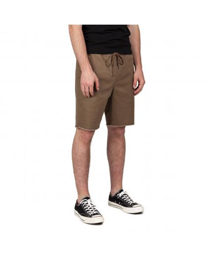 Bermuda Brixton Madrid short dark khaki