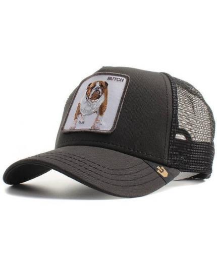 Gorra Goorin Bros Bulldog Butch Black
