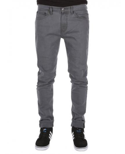 Iriedaily ID36 Slim pant L32 grey enz D Trousers