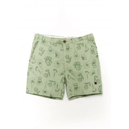 Tiwe Roseat Smoke green Short