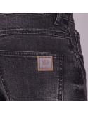 Hydroponic Mackay DNM Used Black Denim Short
