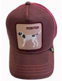 Goorin Bros The Pointer Wine New Trucker Cap