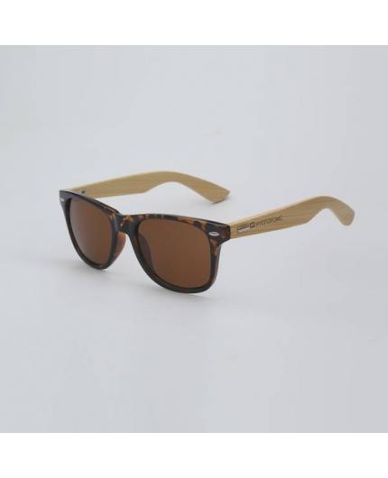 Gafas de Sol Hydroponic Riverside Tortoise/Brown Bamboo