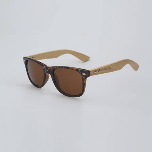 Hydroponic Sunglasses Riverside Tortoise/Brown Bamboo