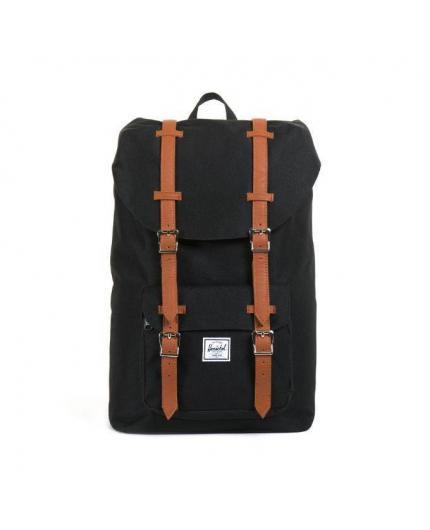 Mochila Herschel Little America Mid-Volume 17L Backpack Black