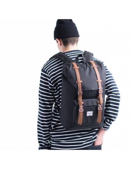 Herschel Supply Co Little America 17L Backpack Black