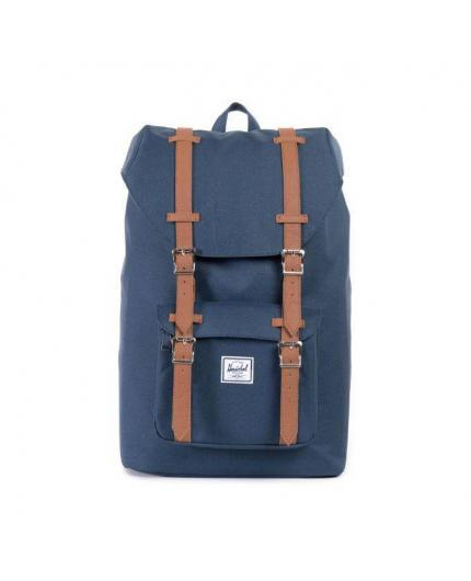 Herschel Supply Co Little America Mid-Volume 17L Backpack Navy