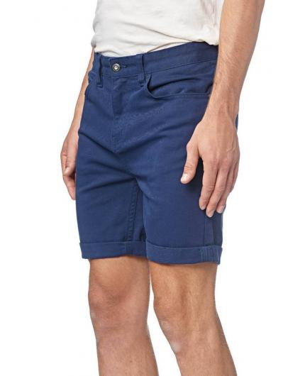 Bermuda Globe Goodstock Denim Walkshort Azul