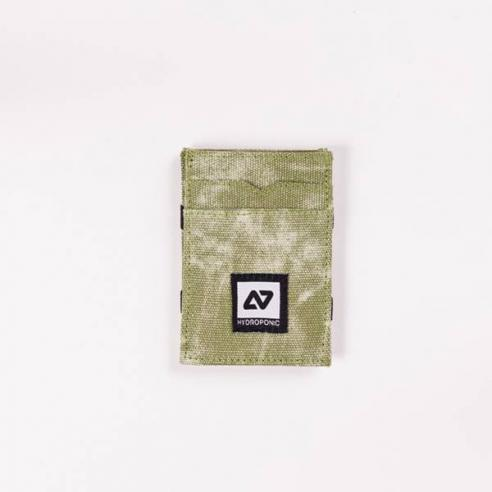 Tarjetero Hydroponic Bling Army Canvas used wallet