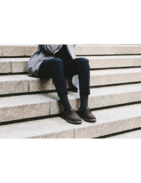 Muroexe Materia Density Brown Shoes