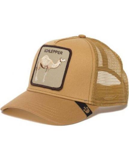 Goorin Bros Hump day Camel Trucker Cap