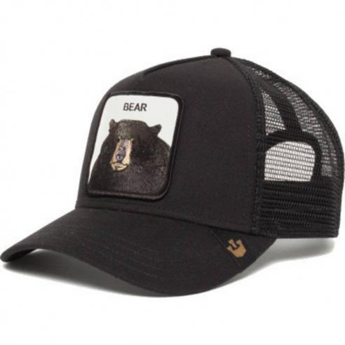 Gorra Goorin Black Bear Animal Farm Trucker Hat