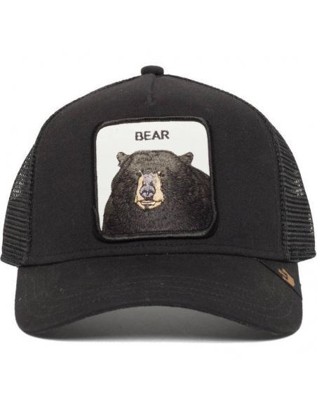 219aa5c7 Goorin Bros Black Bear Animal Farm Trucker Hat