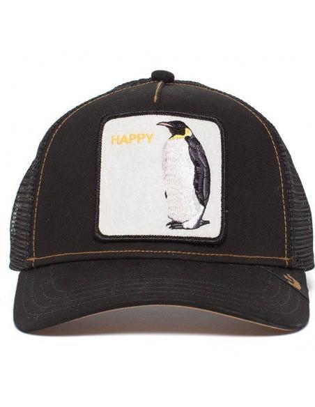 Gorra Goorin Bros Pingüino Waddler black