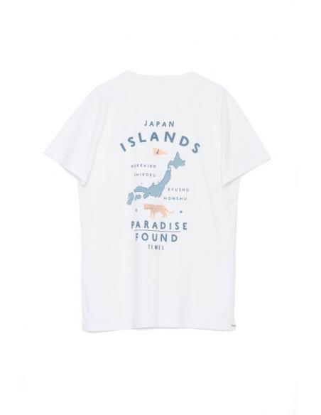 Camiseta Tiwel Hokka Snow white