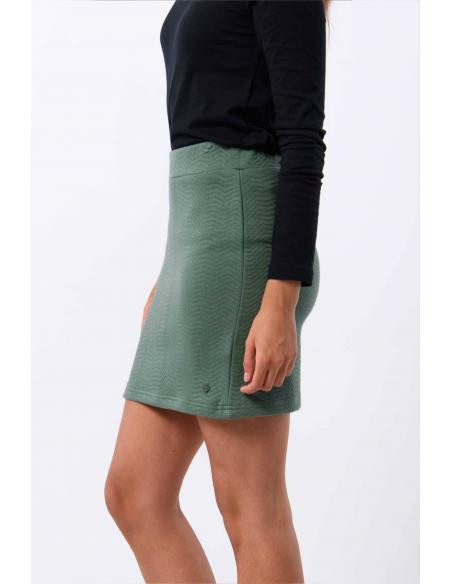Falda Skunkfunk Terpe Laurel Green