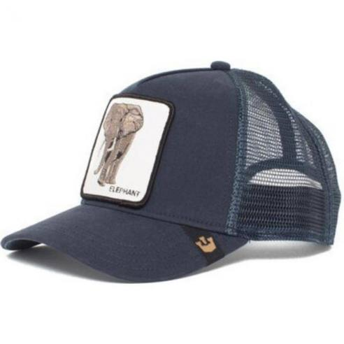 Goorin Bros Elephant navy Animal Farm Trucker Hat