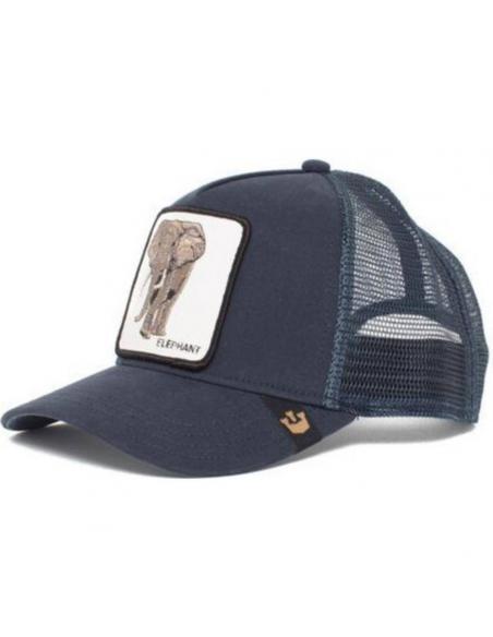 Goorin Bros Elephant navy Animal Farm Trucker Hat