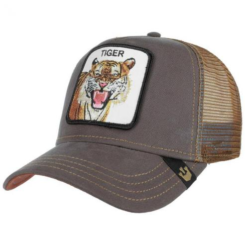 Gorra Goorin Bros Eye of the Tiger Animal Farm Trucker Hat