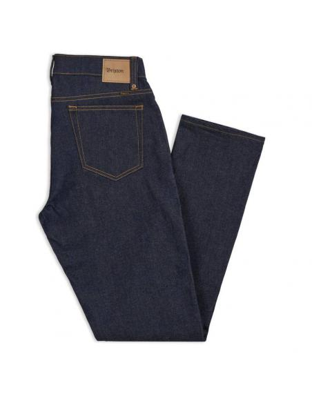 Pantalón Brixton Reserve 5 pocket Denim Raw Indigo