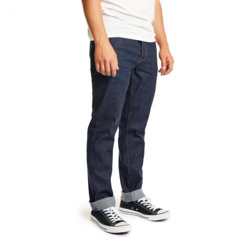 Brixton Reserve 5 pocket Denim Pants Raw Indigo