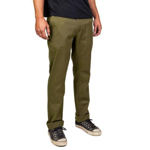 Brixton Reserve 5 Chino Pant Olive