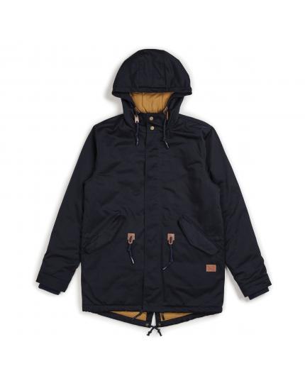Brixton Monte Navy/Khaki Jacket