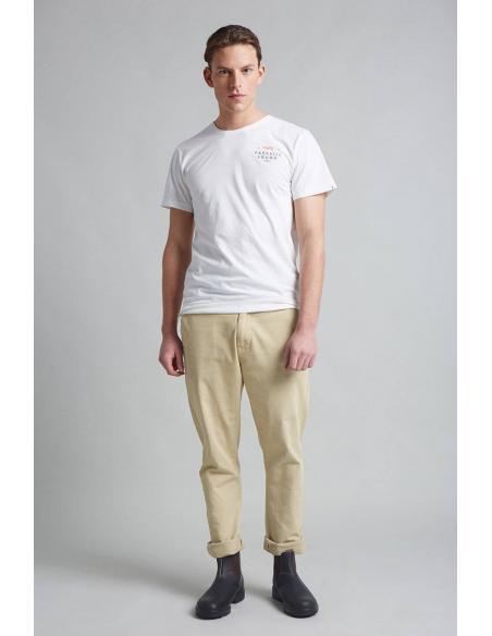 Tiwel Hokka Snow white T-shirt
