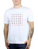Brixton Weber S/S white T-Shirt