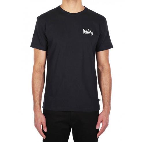 Iriedaily Tagg Black T-shirt