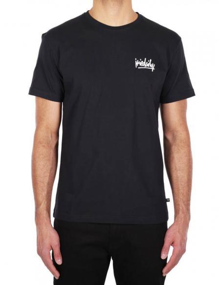 Camiseta Iriedaily Tagg Black