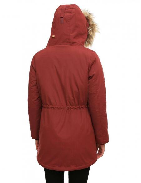 Parka Iriedaily Fly High 2 Maroon