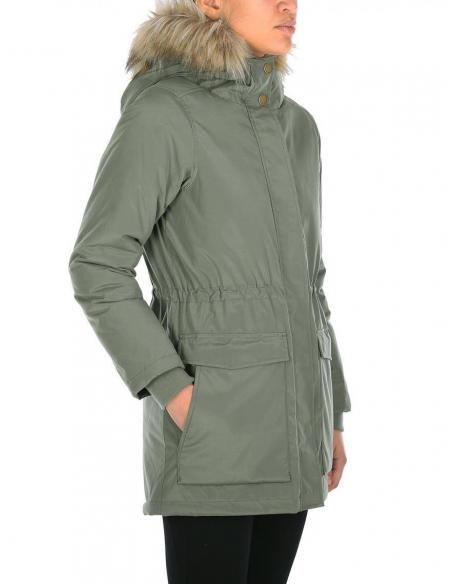 Parka Iriedaily Fly High 2 Light Olive