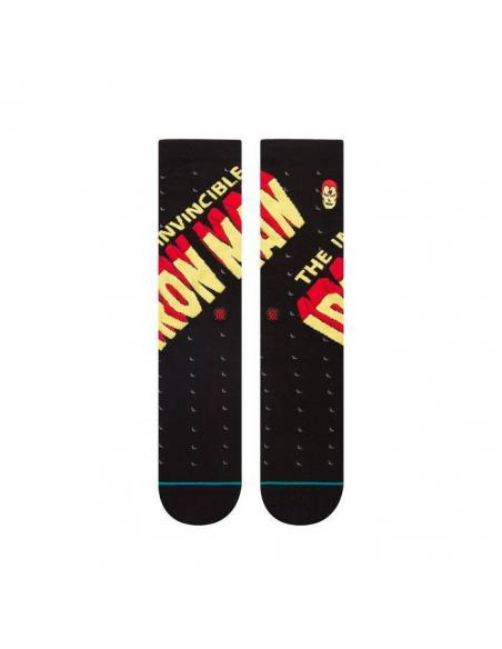 Calcetines Stance Invencible Iron Man negro
