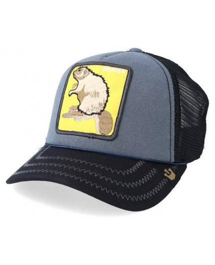 Gorra Goorin Bros Honeywell Blue Animal Farm Trucker Hat