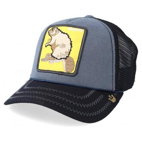 Gorra Goorin Bros Honeywell Blue Animal Farm Trucker Hat