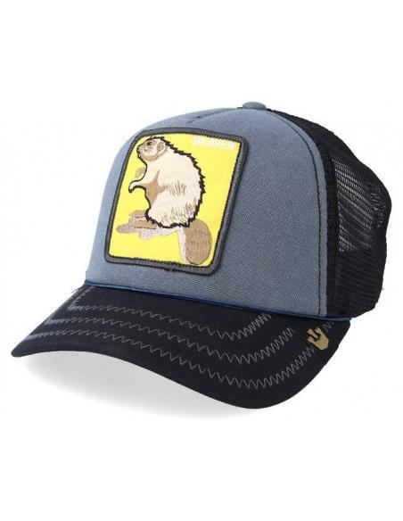 Goorin Bros Honeywell Blue Animal Farm Trucker Hat