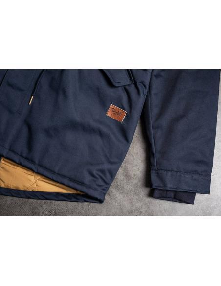Monte Navy/Khaki Jacket